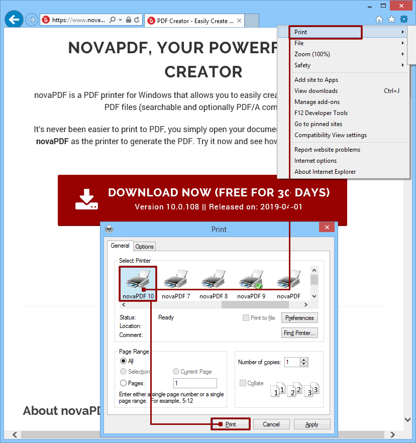 Internet Explorer Pdf Viewer