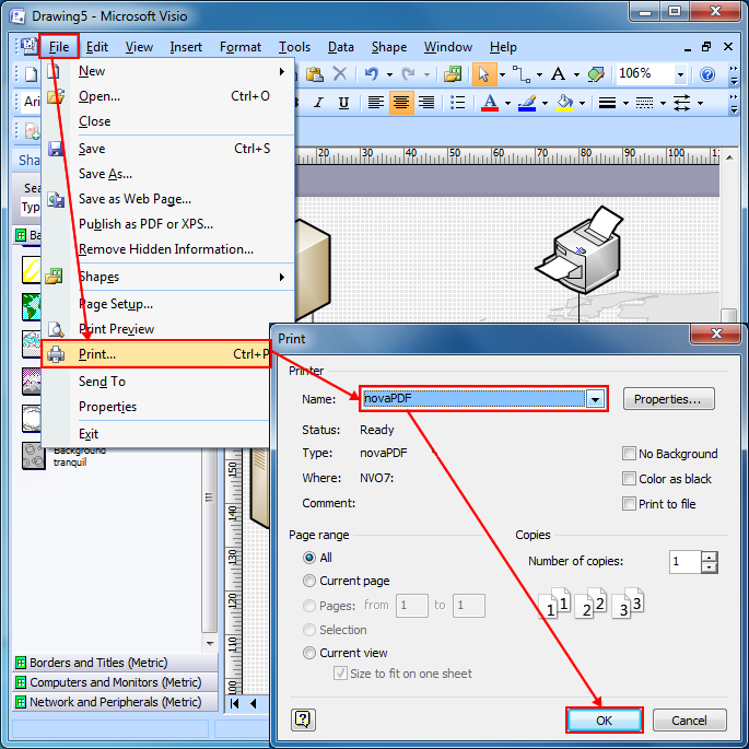 How to Convert PDF to Visio in Three Effecient Ways